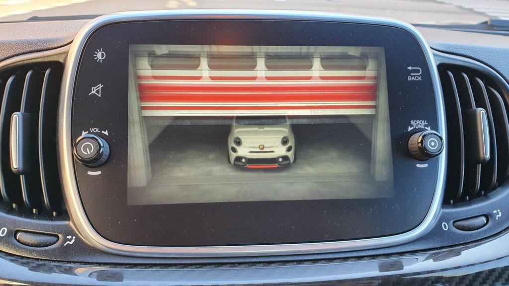 Fiat 500 Abarth 595 Competizione, condensado 39