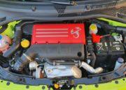 Fiat 500 Abarth 595 Competizione, condensado 103