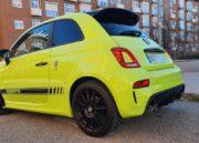 Fiat 500 Abarth 595 Competizione, condensado 95