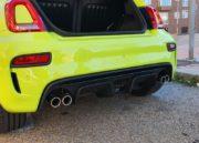 Fiat 500 Abarth 595 Competizione, condensado 93