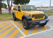 Jeep Wrangler Rubicon, fronterizo 127