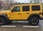 Jeep Wrangler Rubicon, fronterizo 129