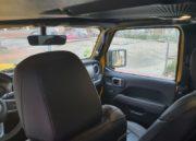 Jeep Wrangler Rubicon, fronterizo 135