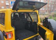 Jeep Wrangler Rubicon, fronterizo 139