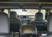 Jeep Wrangler Rubicon, fronterizo 145
