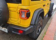 Jeep Wrangler Rubicon, fronterizo 151