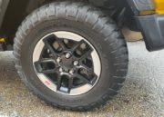 Jeep Wrangler Rubicon, fronterizo 187