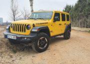 Jeep Wrangler Rubicon, fronterizo 71