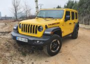 Jeep Wrangler Rubicon, fronterizo 73