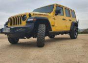 Jeep Wrangler Rubicon, fronterizo 77