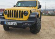 Jeep Wrangler Rubicon, fronterizo 79