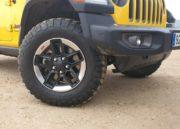 Jeep Wrangler Rubicon, fronterizo 83