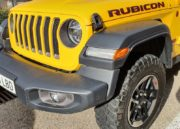 Jeep Wrangler Rubicon, fronterizo 87