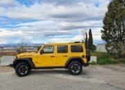 Jeep Wrangler Rubicon, fronterizo 103