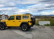 Jeep Wrangler Rubicon, fronterizo 105