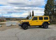 Jeep Wrangler Rubicon, fronterizo 107