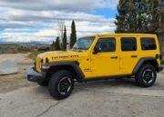 Jeep Wrangler Rubicon, fronterizo 109