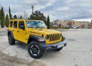 Jeep Wrangler Rubicon, fronterizo 111