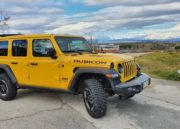 Jeep Wrangler Rubicon, fronterizo 113