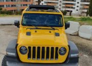 Jeep Wrangler Rubicon, fronterizo 221