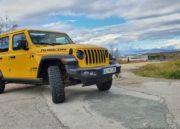 Jeep Wrangler Rubicon, fronterizo 117