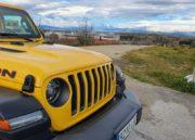 Jeep Wrangler Rubicon, fronterizo 119