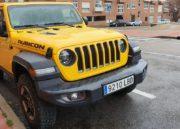 Jeep Wrangler Rubicon, fronterizo 125