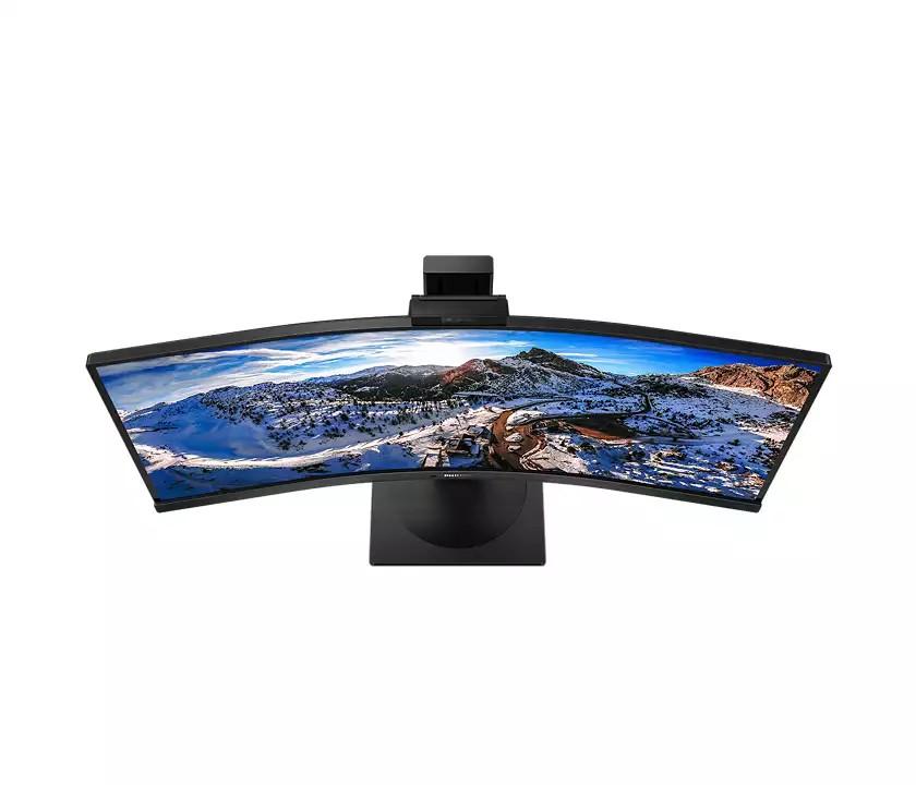 Presentado nuevo monitor curvo Philips 346P1CRH 29