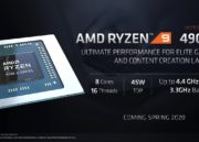 AMD presenta las nuevas APUs Ryzen 4000: Zen 2 y Radeon Vega en 7 nm 34
