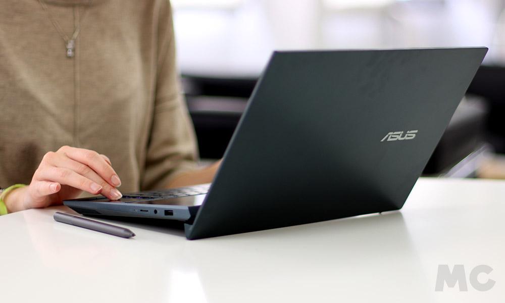ASUS Zenbook Duo, análisis: elegancia funcional en un portátil verdaderamente innovador 50