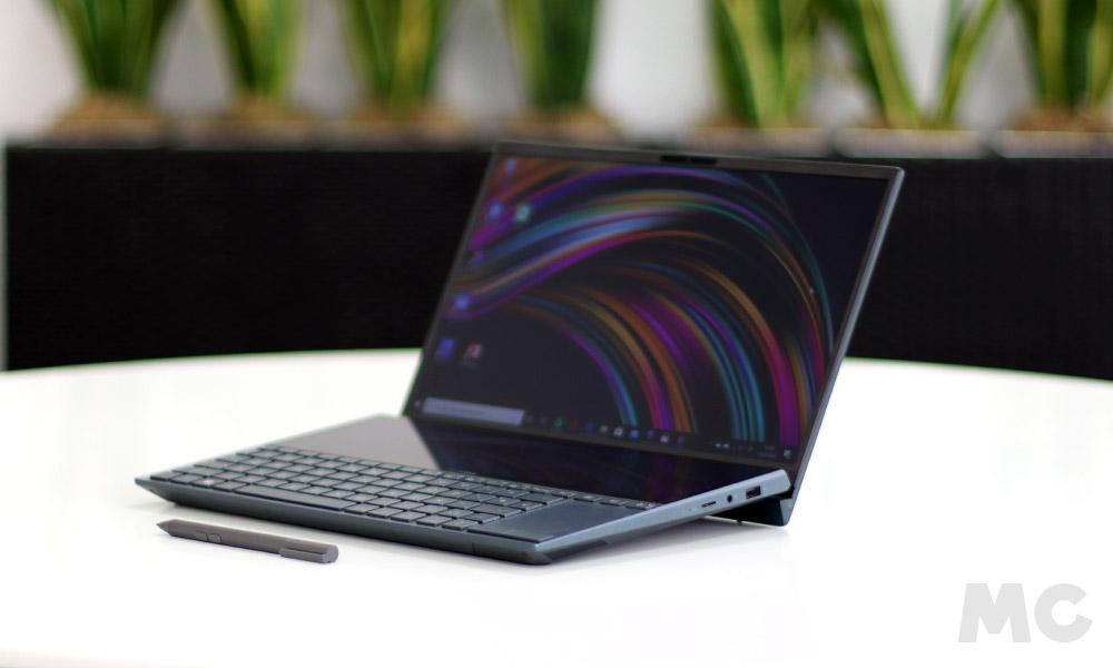 ASUS Zenbook Duo, análisis: elegancia funcional en un portátil verdaderamente innovador 54