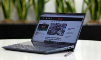 ASUS Zenbook Duo, análisis: elegancia funcional en un portátil verdaderamente innovador 22