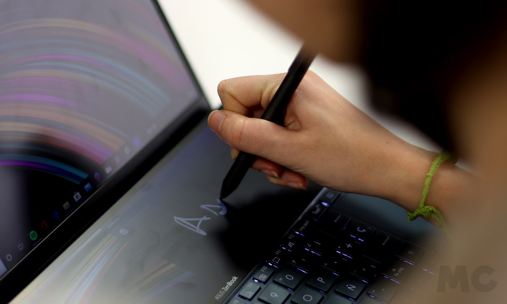 ASUS Zenbook Duo, análisis: elegancia funcional en un portátil verdaderamente innovador 40