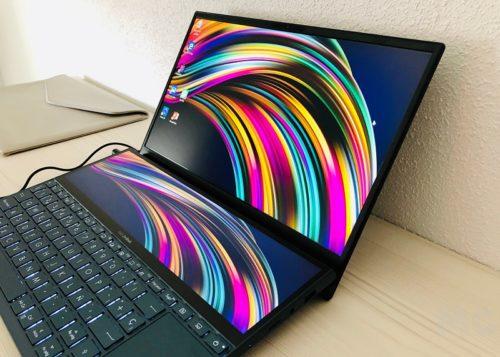 ASUS Zenbook Duo, análisis: elegancia funcional en un portátil verdaderamente innovador 46