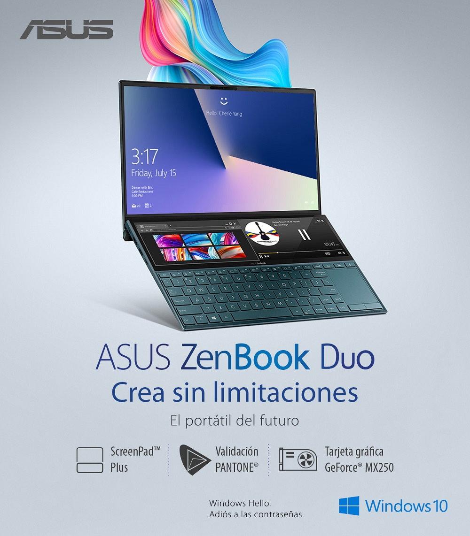 ASUS Zenbook Duo, análisis: elegancia funcional en un portátil verdaderamente innovador 48