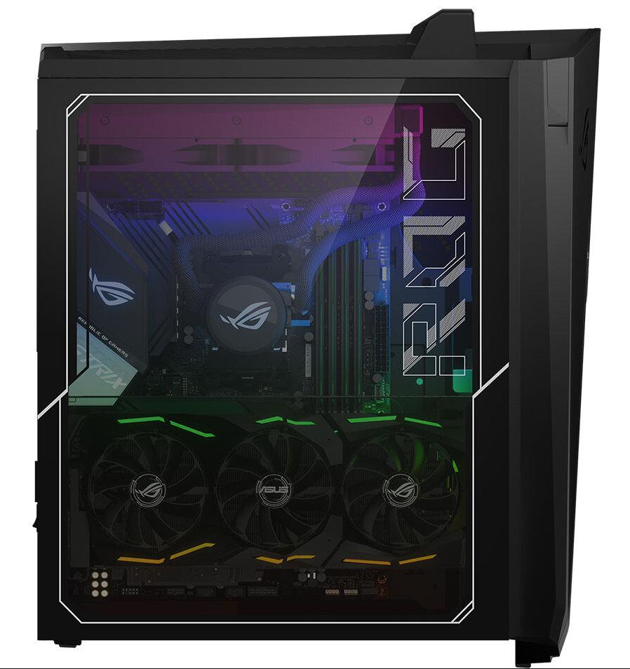 ASUS ROG Strix GA35, un PC basado en AMD para jugar a 4K sin compromisos 36