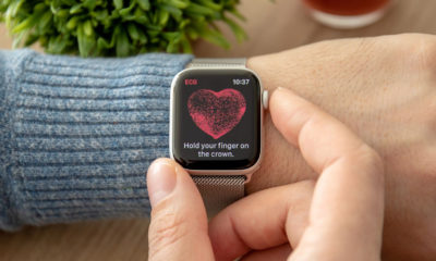 Apple Watch 6 Oxigeno Sangre