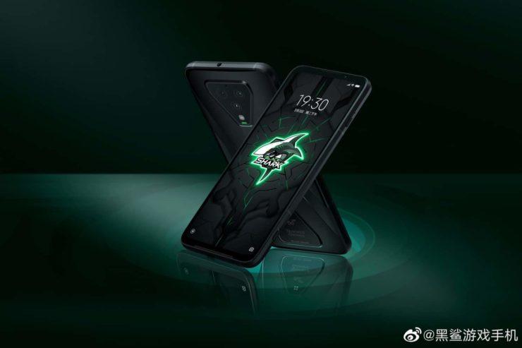 Xiaomi presenta los Black Shark 3 y Black Shark 3 Pro: especificaciones y precio 39