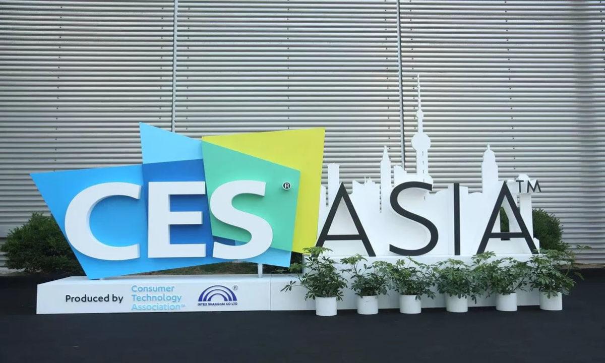 CES Asia 2020 Coronavirus COVID-19