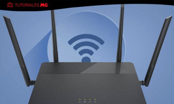 conexión Wi-Fi