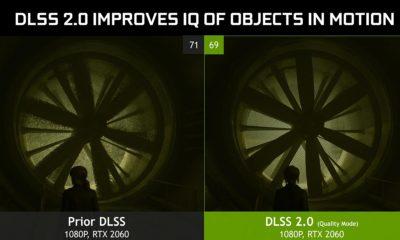 NVIDIA presenta DLSS 2.0: mayor rendimiento y calidad de imagen 56