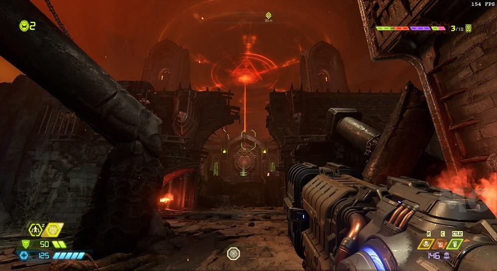 Análisis de DOOM Eternal en PC: un firme candidato a mejor juego de acción de 2020 73
