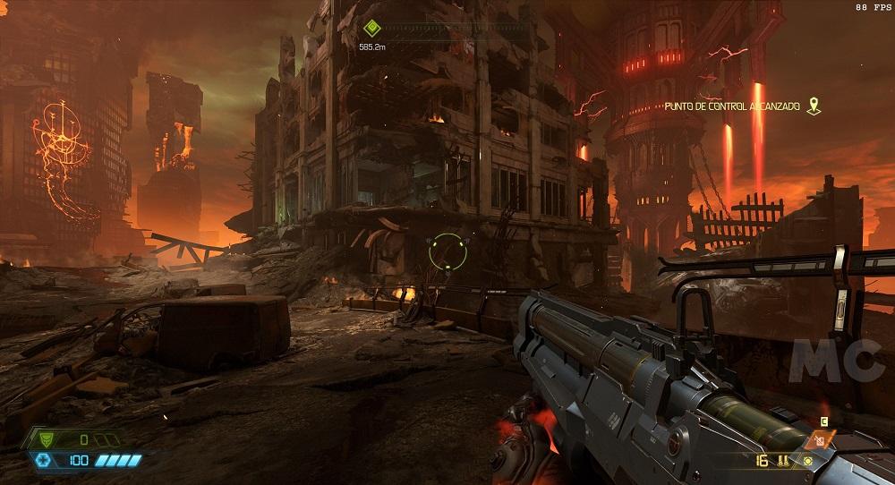 Análisis de DOOM Eternal en PC: un firme candidato a mejor juego de acción de 2020 35