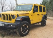 Jeep Wrangler Rubicon, fronterizo 211