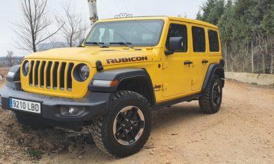 Jeep Wrangler Rubicon, fronterizo 41