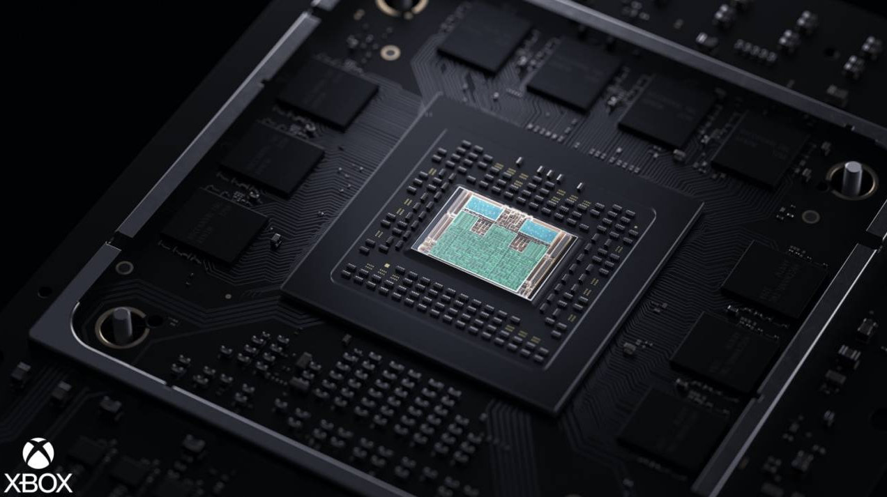 GPU de la Xbox X Series