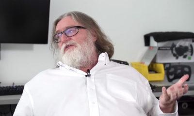 Gabe Newell Valve Half-Life 3