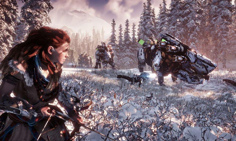 Requisitos de Horizon Zero Dawn para PC, ya ha sido listado en Steam 27