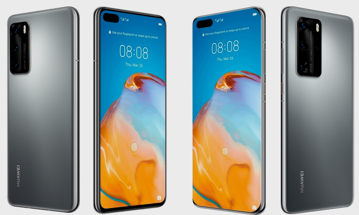 Imágenes definitivas de los Huawei P40 y Huawei P40 Pro 36