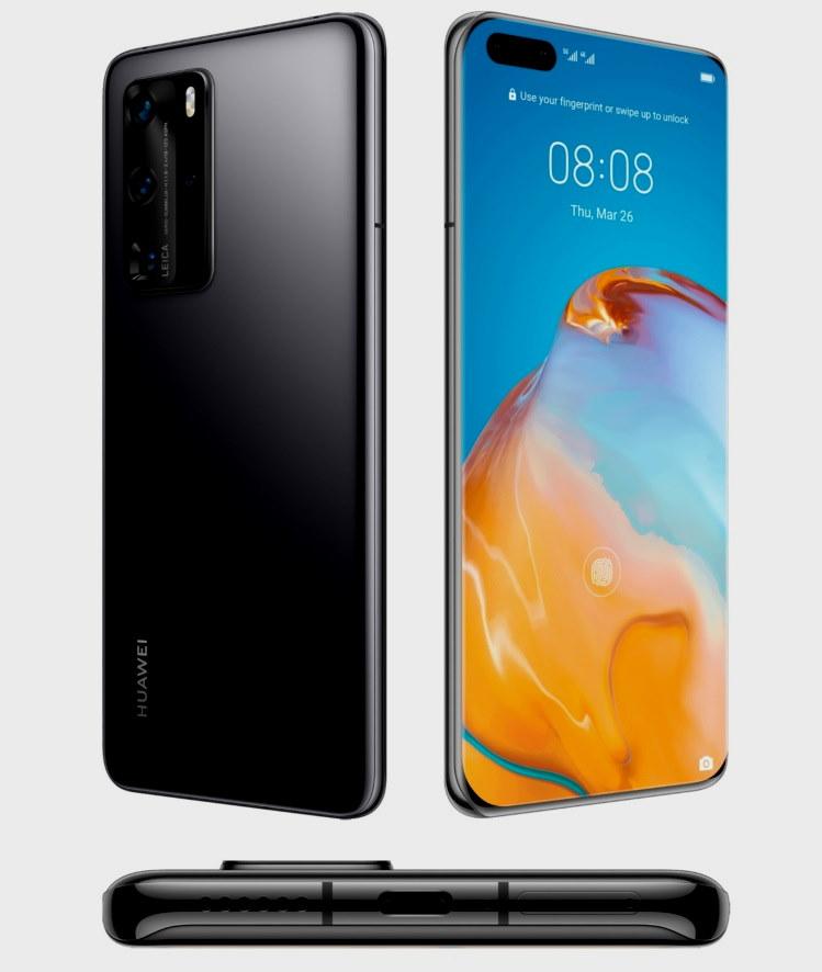 Imágenes definitivas de los Huawei P40 y Huawei P40 Pro 40